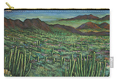 Westward Carry-all Pouch by Johnathan Harris