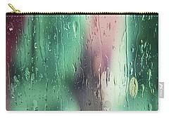 Wet Aqua Carry-all Pouch by Allen Beilschmidt