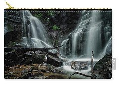 Carry-all Pouch featuring the photograph Wet by Russell Pugh