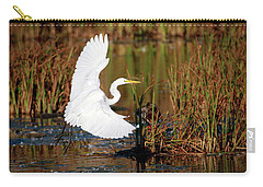 Wetland Landing Carry-all Pouch