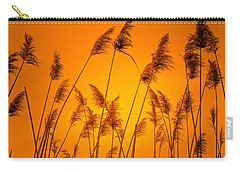 Wetland Sunset Carry-all Pouch