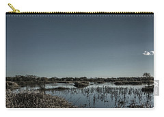 Wetlands Desaturated  Carry-all Pouch