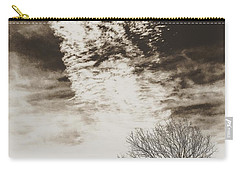 Wetlands Meet Chemtrails Carry-all Pouch