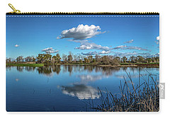 Wetlands Panorama  Carry-all Pouch