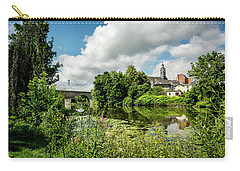 Carry-all Pouch featuring the photograph Wetzlar Germany by David Morefield
