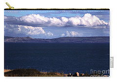 Weymouth Bay Carry-all Pouch by Stephen Melia