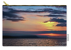 Weymouth Esplanade Sunrise Carry-all Pouch