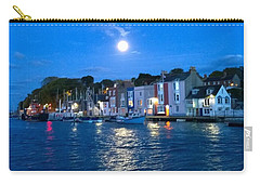 Weymouth Harbour, Full Moon Carry-all Pouch