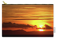 Weymouth Sunrise Carry-all Pouch by Stephen Melia