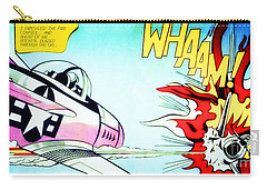 Whaam Carry-all Pouch