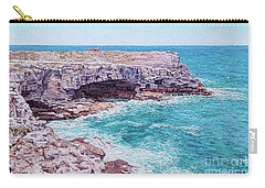 Whale Point Cliffs Carry-all Pouch