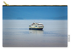 Whale Watching In Glacier Bay Carry-all Pouch
