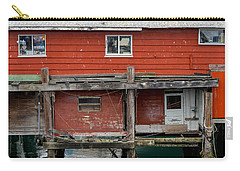 Wharf Shack Carry-all Pouch