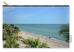 What A Beautiful Beach Carry-all Pouch