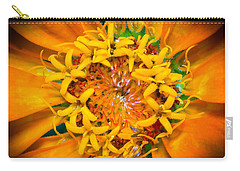 What A Bee Sees Carry-all Pouch