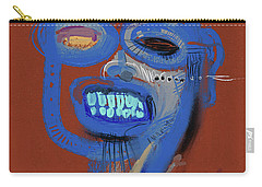 What A Smile Carry-all Pouch
