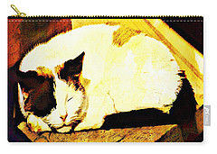 What Do Cats Dream Of Carry-all Pouch