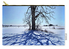 Carry-all Pouch featuring the photograph What I Am, What I Was, What I Will Be by Phil Koch