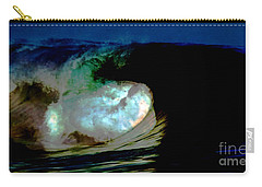 What Is It Fantasy Fusion Accidental Discovery Art  Psychedelic Carry-all Pouch by Navin Joshi