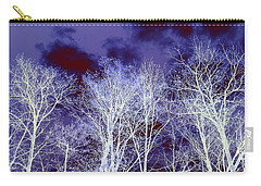 Carry-all Pouch featuring the photograph What Lies Above by Shana Rowe Jackson