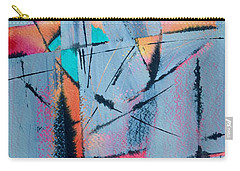 What Lies Beneath Carry-all Pouch by Nancy Jolley