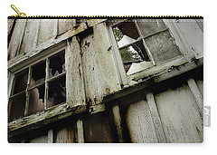 Carry-all Pouch featuring the photograph What Lies Within by Mike Eingle