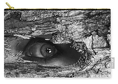 What The Forest Sees Carry-all Pouch