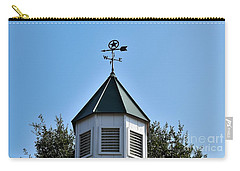 Carry-all Pouch featuring the photograph Whatever Direction You Take - Reach For The Sky by Ray Shrewsberry