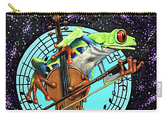 What's It All About Froggy? Carry-all Pouch