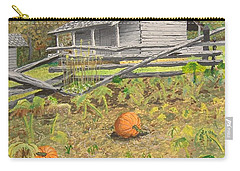 What's Left Of The Old Homestead Carry-all Pouch