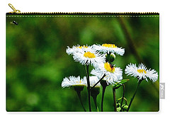 Bellis Daisy Carry-all Pouch