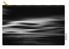 Carry-all Pouch featuring the photograph Wheat Abstract by Dan Jurak