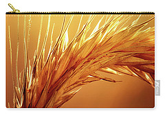 Wheat Close-up Carry-all Pouch