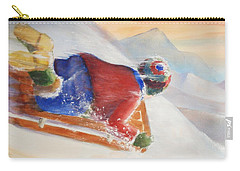 Wheee Carry-all Pouch by Marilyn Jacobson