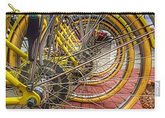 Wheels Within Wheels Carry-all Pouch