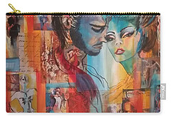 When A Man Loves A Woman  Carry-all Pouch