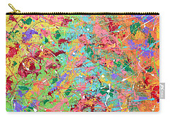 When Pollock Was Happy Carry-all Pouch