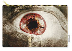 Carry-all Pouch featuring the photograph When Souls Escape by Jorgo Photography - Wall Art Gallery