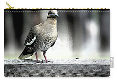 When The Doves Cry Carry-all Pouch