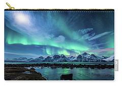 Aurora Borealis Carry-All Pouches
