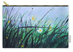 When The Rain Is Gone Carry-all Pouch by Kume Bryant