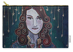 When The Stars Fall For Brandi Carlile Carry-all Pouch