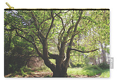 When You Need Shelter Carry-all Pouch by Laurie Search