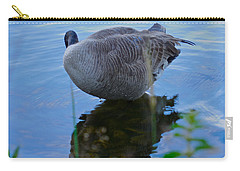 Carry-all Pouch featuring the photograph Where Are You Shadow by Sher Nasser