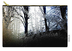 Carry-all Pouch featuring the photograph Where Dawn And Dusk Meet by Danielle R T Haney
