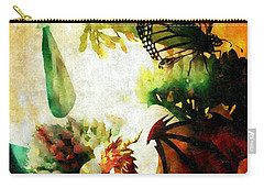 Where Dreams Begin Carry-all Pouch by Maria Urso