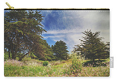 Where Fairies Play Carry-all Pouch by Laurie Search