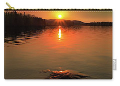 Where Heaven Touches The Earth Carry-all Pouch