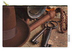 Where Is Indiana? Part 2 Carry-all Pouch by Angelo DeVal