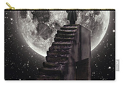 Where The Moon Rise Carry-all Pouch